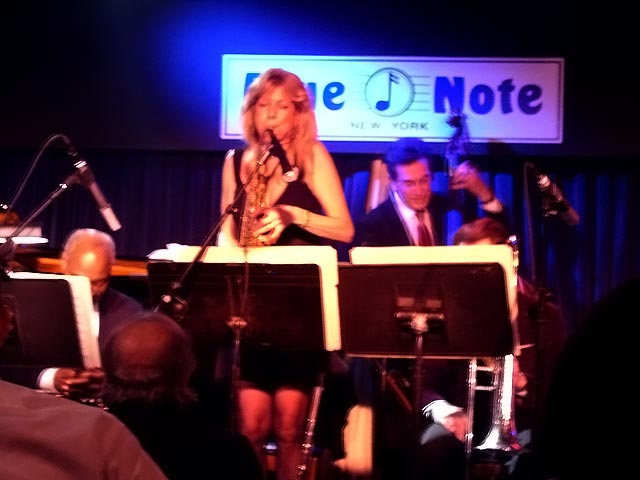 @ the blue note